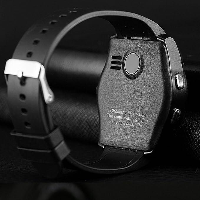MagiDeal V8 Bluetooth 3.0 Smartwatch Resistente Al Agua con ...