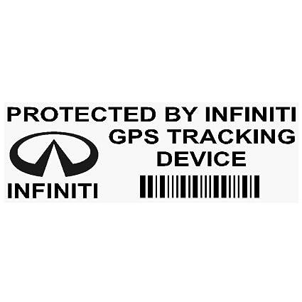 5 x ppinfinitigpsblk GPS negro dispositivo de seguimiento de ...