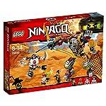 LEGO Ninjago Airjitzu Battle Grounds 666 - Kit di Costruzione (8 1356666 135614)  LEGO