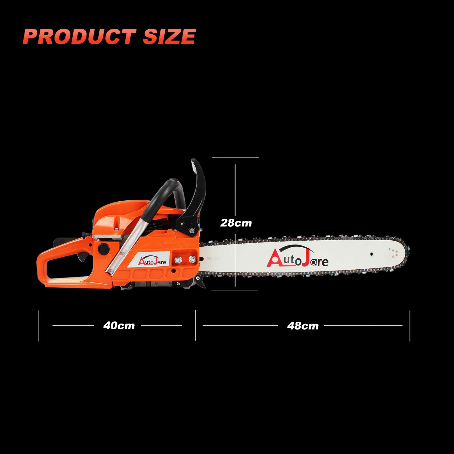 AUTOJARE YJ5202 Chainsaws product image 2