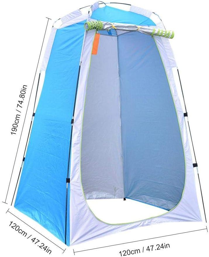 Brownrolly Pop Up Tents, Draagbare Automatische Eenvoudige Instelling Waterdichte Tenten Voor Camping Wandelen Alpinisme Green Fight Grijs
