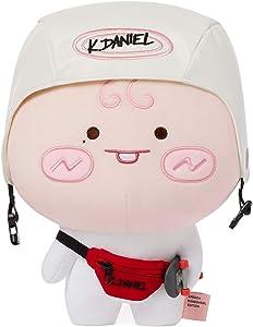 KAKAO FRIENDS Official- Apeach KangDaniel Edition Hipster Apeach Stuffed Plush Toy