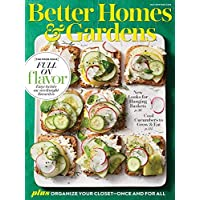 Best Sellers In Home Decorating Magazines 1 Better Homes Gardens