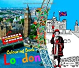Coloring Book London, Prestel Publishing Staff, 3791341006