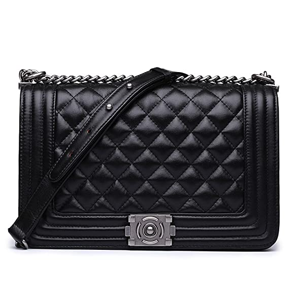 aa8aff7ba21b Designer Dupe by Ainifeel  Chanel Medium Classic Flap Bag –  4