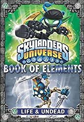 Book of Elements: Life & Undead (Skylanders Universe)