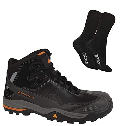 Deltaplus TW400 Non Metallic Hiker Safety Boots & mad4tools
