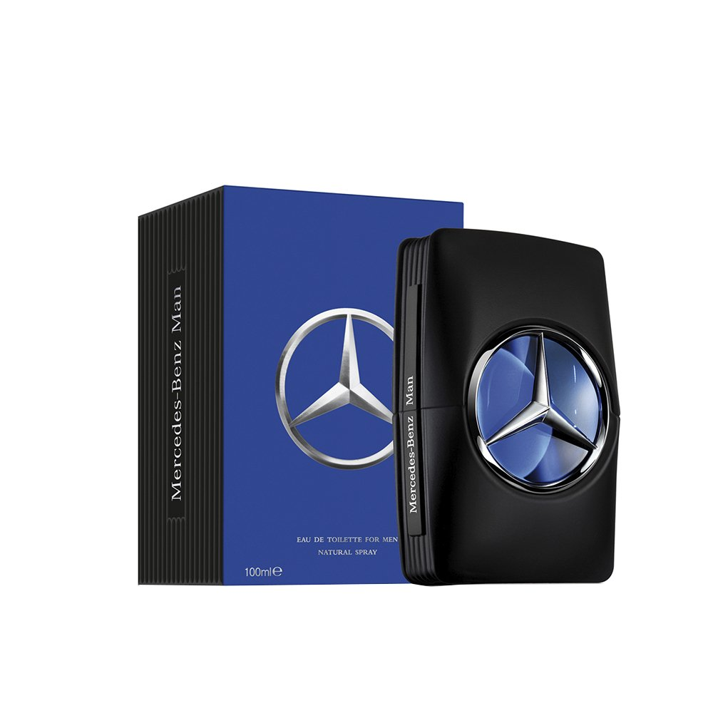 Mercedes-Benz EDT Spray for Men - 3.4 oz PerfumeWorldWide Inc. Drop Ship 3595471061010