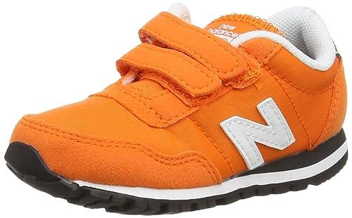New Balance KV396 Kids Lifestyle Velcro - Zapatillas de Deporte para Bebés Niños: Amazon.es: Zapatos y complementos