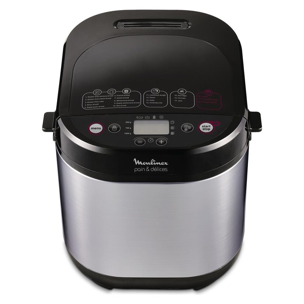 Moulinex Pain & Delices máquina para el pan ow240e 1000 gr ...