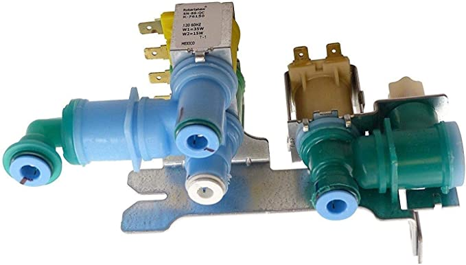 242252702 Refrigerator Triple Water Valve for SEARS KENMORE ELECTROLUX 241734301