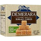 Gilway Demerara Sugar Cubes, 17.5 oz
