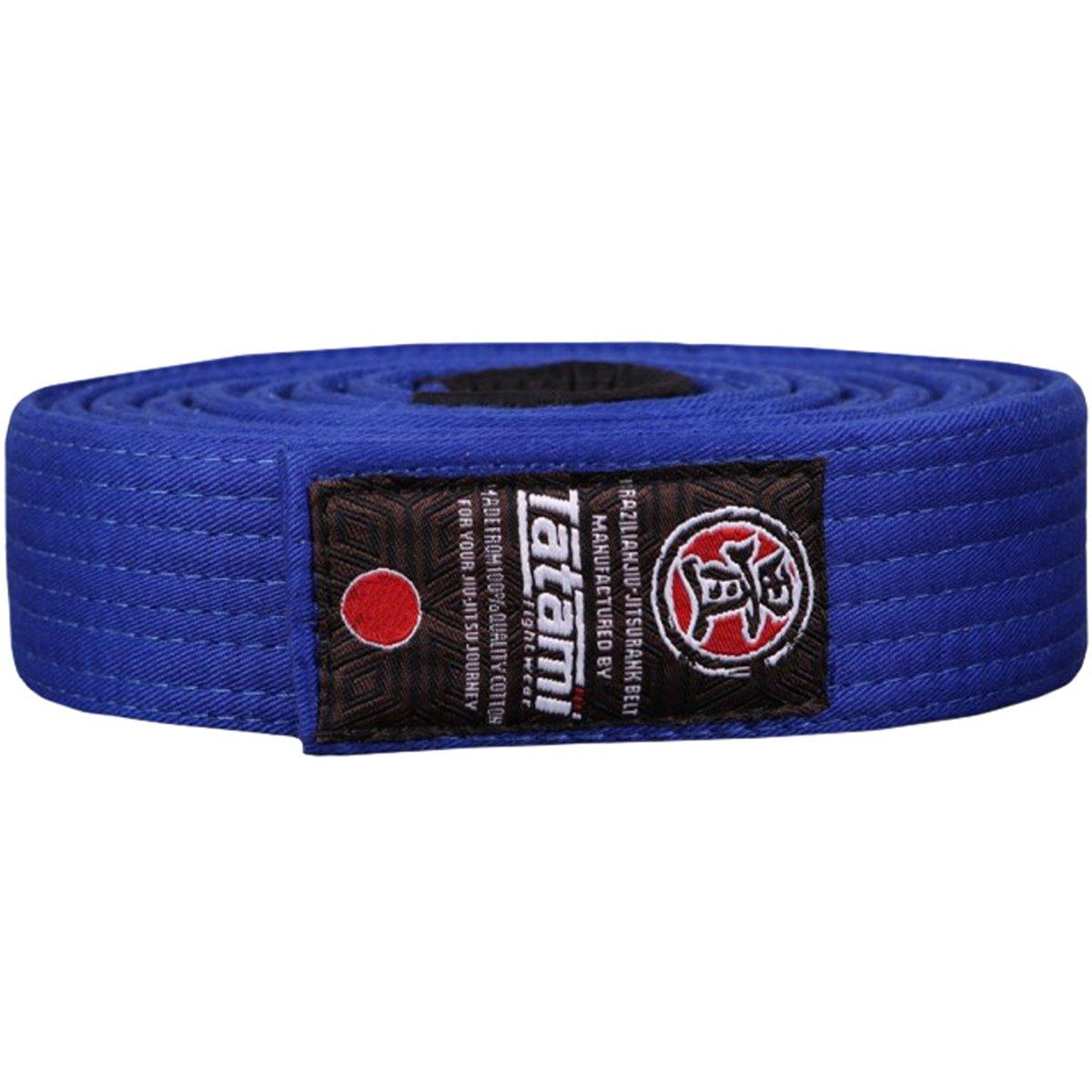 Tatami Fightwear BJJ Belt Blue