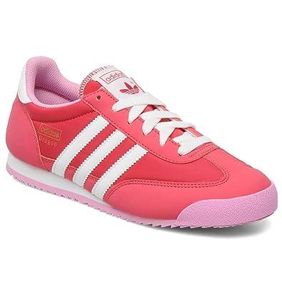 adidas dragon pink