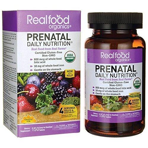 Amazon Whole Foods Prenatal Vitamins