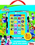 electronic books reader - Disney® Mickey Mouse Clubhouse Electronic Reader and 8-Book Library