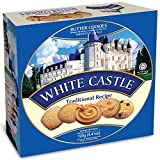 White Castle Currant Butter Cookies, 125g