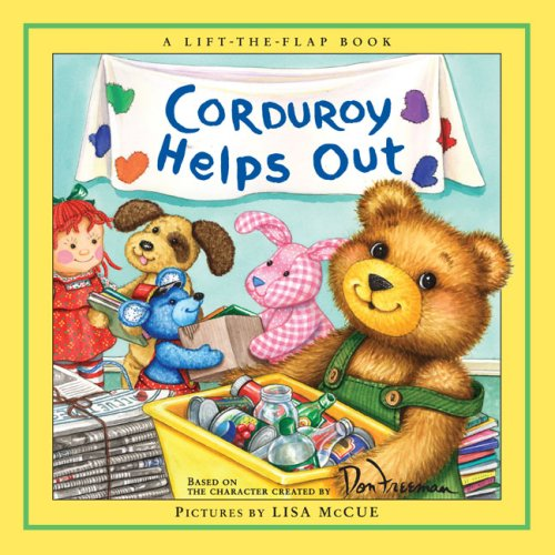 Corduroy Helps Out ebook