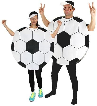 Foxxeo Fussball Kostum Fur Damen Und Herren Fur Vereine Fasching Karneval Und Junggesellenabschied Grosse L