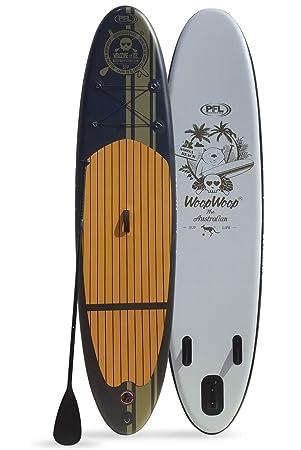 Woop Woop Tabla de Paddle Surf Hinchable Noosa Pro SUPRO98 ...