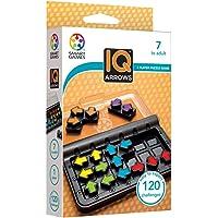Smart Games IQ Arrows, Juego educativos, Juegos de Mesa para niños, Rompecabezas, Puzzle educa, Puzzles Infantiles…