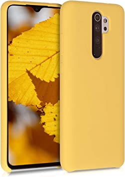 kwmobile Funda Compatible con Xiaomi Redmi Note 8 Pro: Amazon.es ...