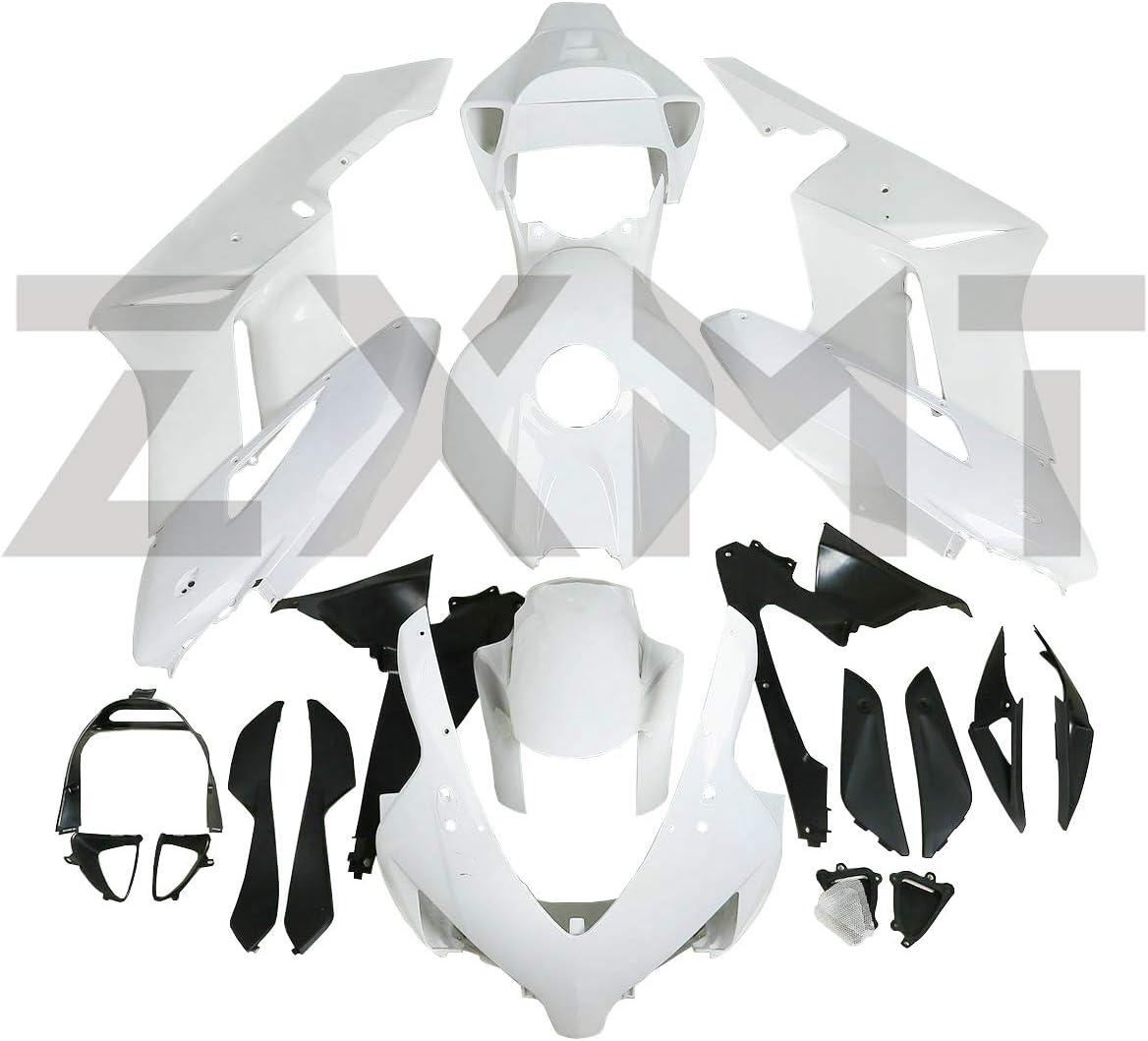ZXMT Motorcycle Fairing Kit Vivid Black Fairings for 2004 2005 ...