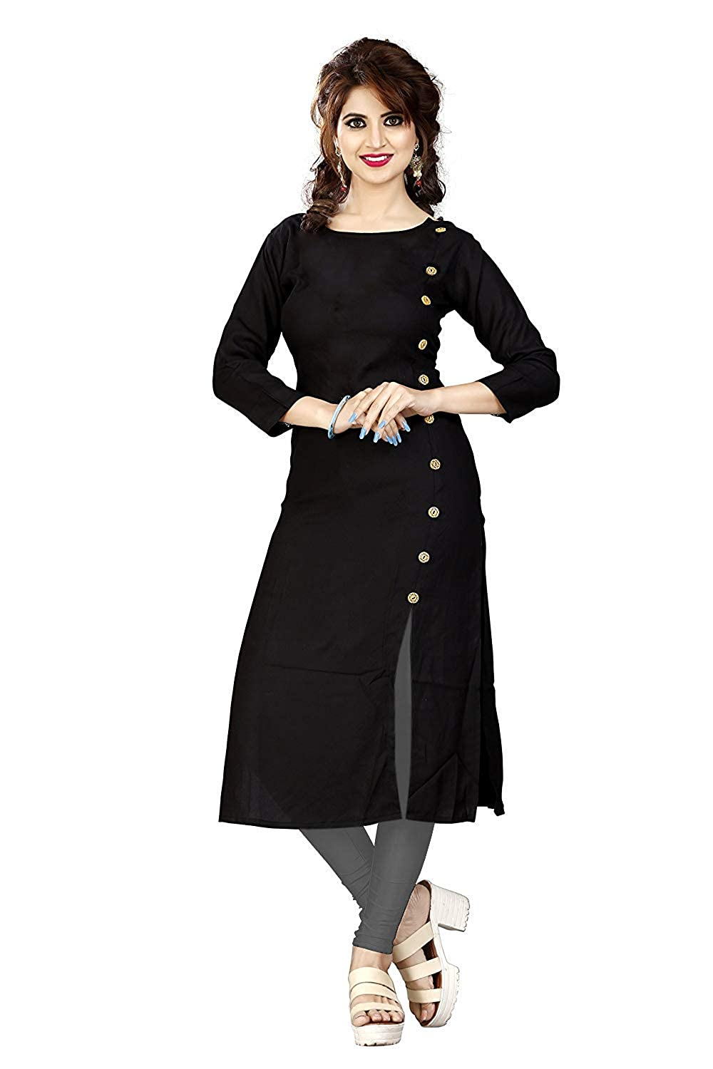 New Party Wear Rayon Kurti For Girls & Women