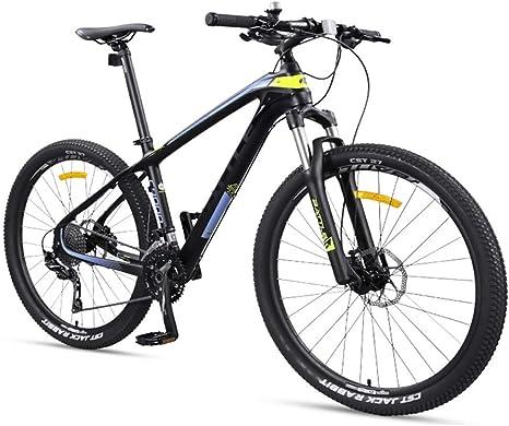 LNDDP Bicicletas montaña para Adultos 27.5 Pulgadas, Bicicleta ...