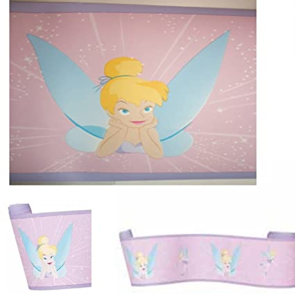 Disney Tinkerbell Wall Border Enchanted Wallpaper