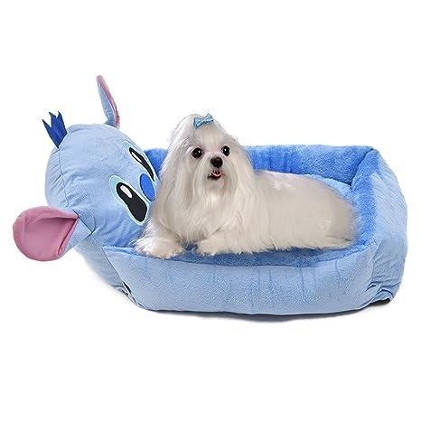 Sofá cama para mascotas con diseño de dibujo animado, de la marca Pawz Roaz,