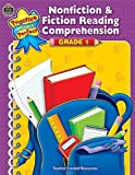 Nonfiction and Fiction Reading Comprehension, Grade 1, Teacher Created Resources Staff, 1420630288