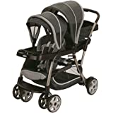 Graco Ready2grow Click Connect LX Stroller, Glacier