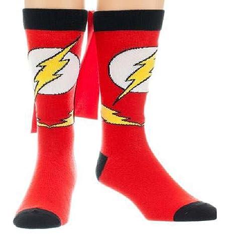 DC Calcetines con Capa de los Comics Flash CR3ECFDCO
