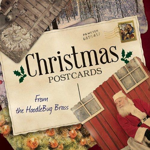 Christmas Postcards by Hoodlebug Brass (2012-08-03) (Postcards Christmas 8)