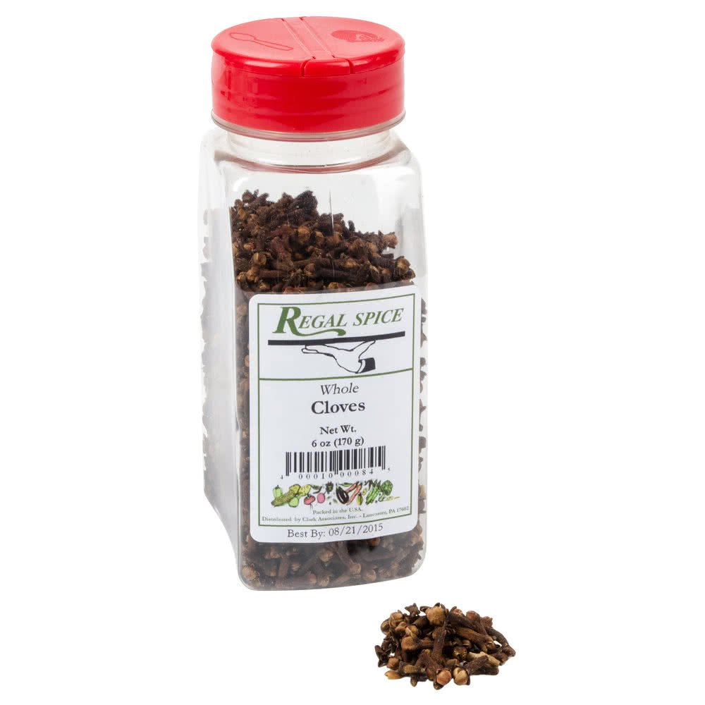 Whole Cloves - 6 oz. By TableTop King