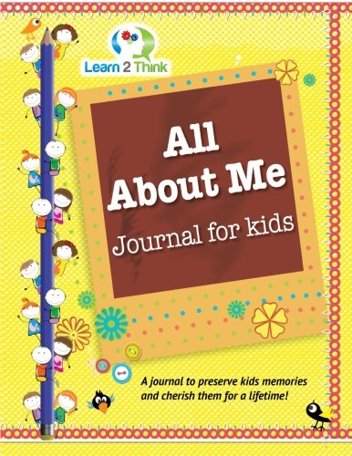 All About Me Journal for