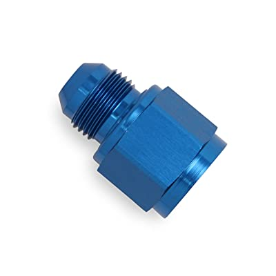 Earls 9892106ERL Blue Anodized Special Purpose Aluminum Adapter: Automotive