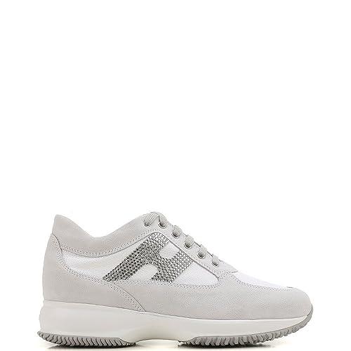 HOGAN scarpe donna interactive HXW00N02011FIKB001 H strass