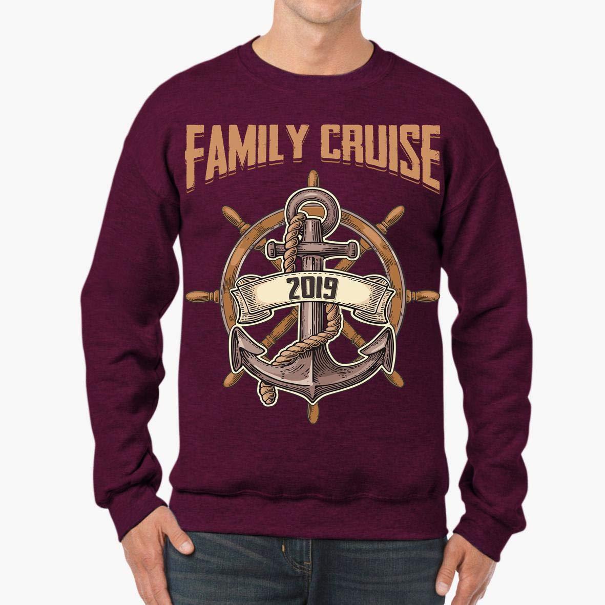 tee 2019 Matching Family Cruise Unisex Sweatshirt