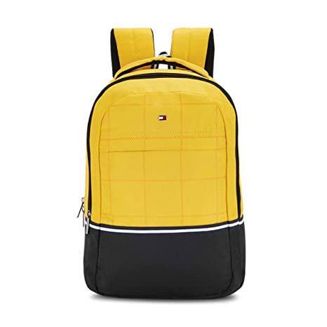 hot-selling fashion big discount sale new products for Tommy Hilfiger Atlas 22 Ltrs Yellow Laptop Backpack (TH/BIKOL14ATL)