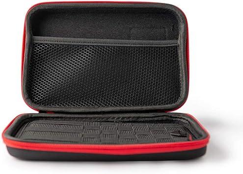 Coil Master Kbag Mini Nueva versión actualizada 2018 Auténtica bolsa Vape Estuche Vape Organizador de viaje Bolsa portátil para Vape Atomizador Mod Suministros & Accesorios electrónicos universales: Amazon.es: Salud y cuidado personal