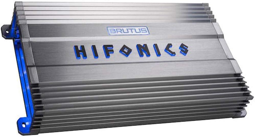 Hifonics BG-2200.1D苞片伽马2200瓦Mono汽车音频放大器