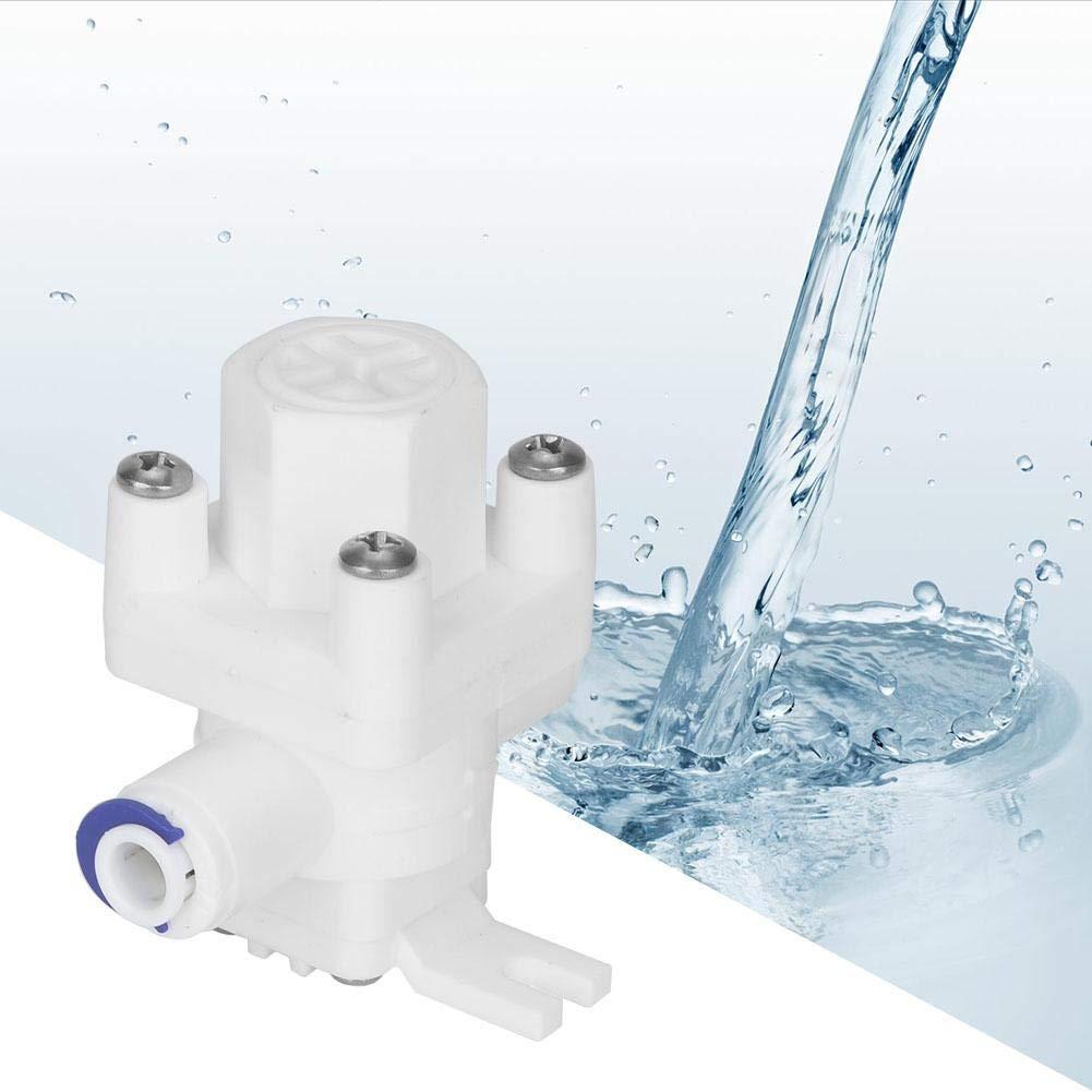 Regulador de presi/ón de v/álvula reductora de ajuste r/ápido de 1//4Nitrip para purificador de agua de /ósmosis inversa