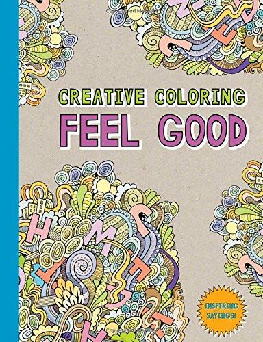Download Creative Coloring: Feel Good pdf