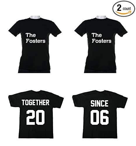 f84b627759 Amazon.com: Gildan Together Since Couples T- Shirts Love Marriage  Anniversary: Sports & Outdoors