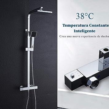 grifo de ducha termostático 2