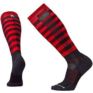 SmartWool - Calcetines de esquí para Hombre, Estilo Phd Slope, Hombre, Color Negro, tamaño Medium: Amazon.es: Deportes y aire libre
