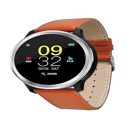 LCDIEB Reloj Deportivo Smart Watch ECG PPG HRV Monitor de ...