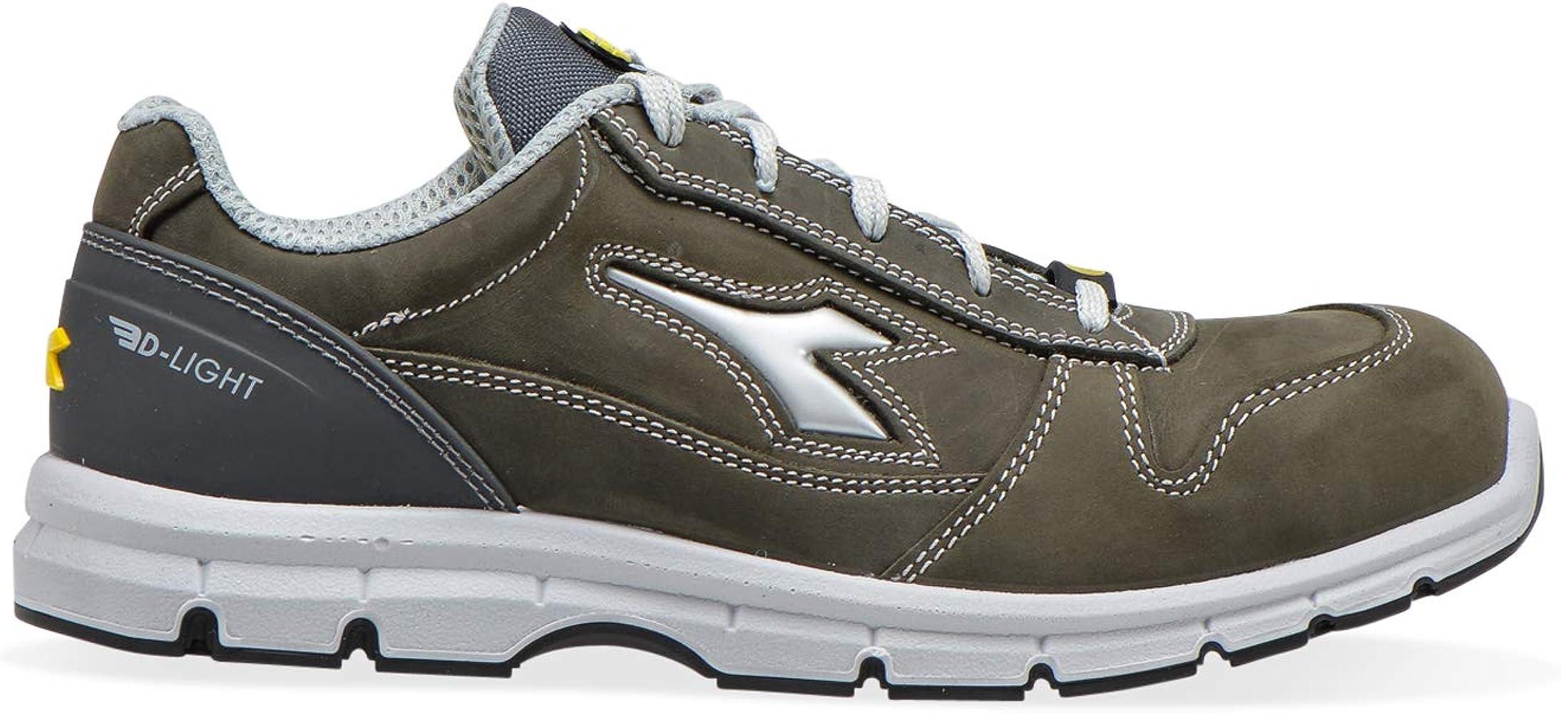 Diadora Run ESD Low S3 Zapatos de Trabajo Unisex Adulto